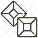 Wealth Diamond Jewelry Icon
