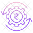 Iwealth Management Wealth Management Rupee Wealth Icon
