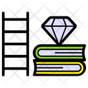 Wealth Of Knowledge Premium Education Quality Education Icon