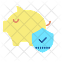 Secure Saving Icon