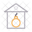 Home Danger Bomb Icon