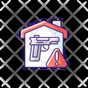 Weapons Storage Icon