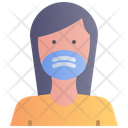 Wear Face Mask Icon