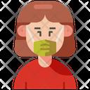 Wear Mask Medical Mask Prevention Icon