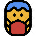 Infection Pollution Respiratory Icon