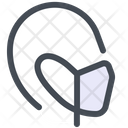 Person Mask Protection Icon