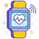 Wearable Tracker Icon