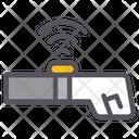 Wearable Tracker Smartwatch Fitness Tracker Icon