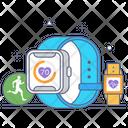 Wearable Tracker Icon