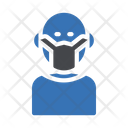 Facemask Medical Quranatine Icon