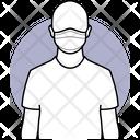 Wearing Mask Face Mask Mask Wearing Icon