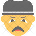 Weary Face Icon