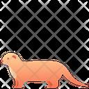 Weasel Wild Animal Icon
