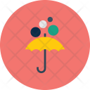 Weather Rainy Rain Icon