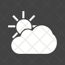 Weather Season Sunny Icon