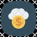 Weather Money Storage Icon