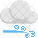 Wind And Cloud Icon