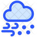Groundhog Day Weather Cloudy Icon