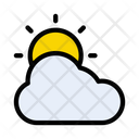 Weather Climate Clouds Icon