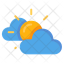 Weather Nature Cloud Icon