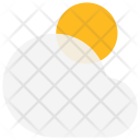 Weather Cloudy Outdoors Icon