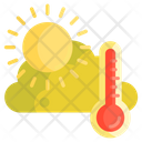 Weather Summer Hot Icon