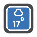 Weather Climate Degree Icon