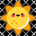 Weather Summer Background Icon