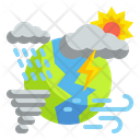 Weather Atmosphere Air Icon