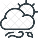 Weather Forcast Wind Icon