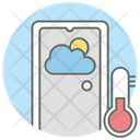 Weather App Weather Forecast Online App Icon