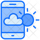 Weather Application Mobile Weather Icon