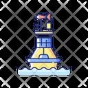 Weather Buoy Icon