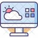 Weather Forecast Climate Weather Icon