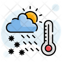 Forcast Humidity Weather Icon