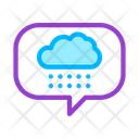 Weather Message Icon