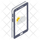 Weather Mobile App Icon