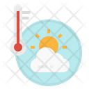 Weather Forecast Climate Icon