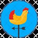 Weather Vane Wind Vane Wind Direction Indicator Icon