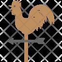 Weathervane Wind Vane Icon