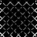 Cloth Fabric Material Icon