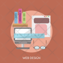 Web Design Website Icon