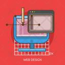 Web Design Technology Icon