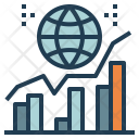 Web Traffic Analysis Icon