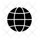 Globe Network Internet Icon