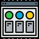 Web Browser Plan Icon