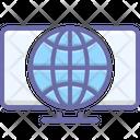 Web Initiative Development Icon