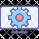 Web Development Service Icon