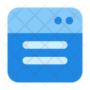 Web Website Development Icon