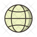 Web World Earth Icon
